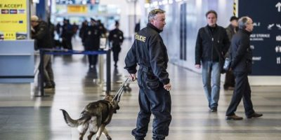 """Chileno en Bruselas: """"La seguridad en el aeropuerto era muy baja"""""""