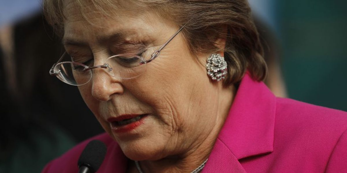 Presidenta Bachelet envió condolencias a Bélgica y condenó atentados terroristas