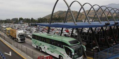 Reforzarán fiscalización de buses ante fin de semana largo de Semana Santa