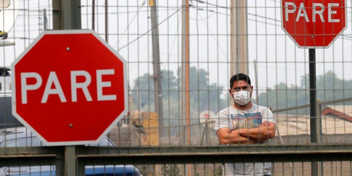 Corte suspende alegatos por recursos de protección contra relleno Santa Marta
