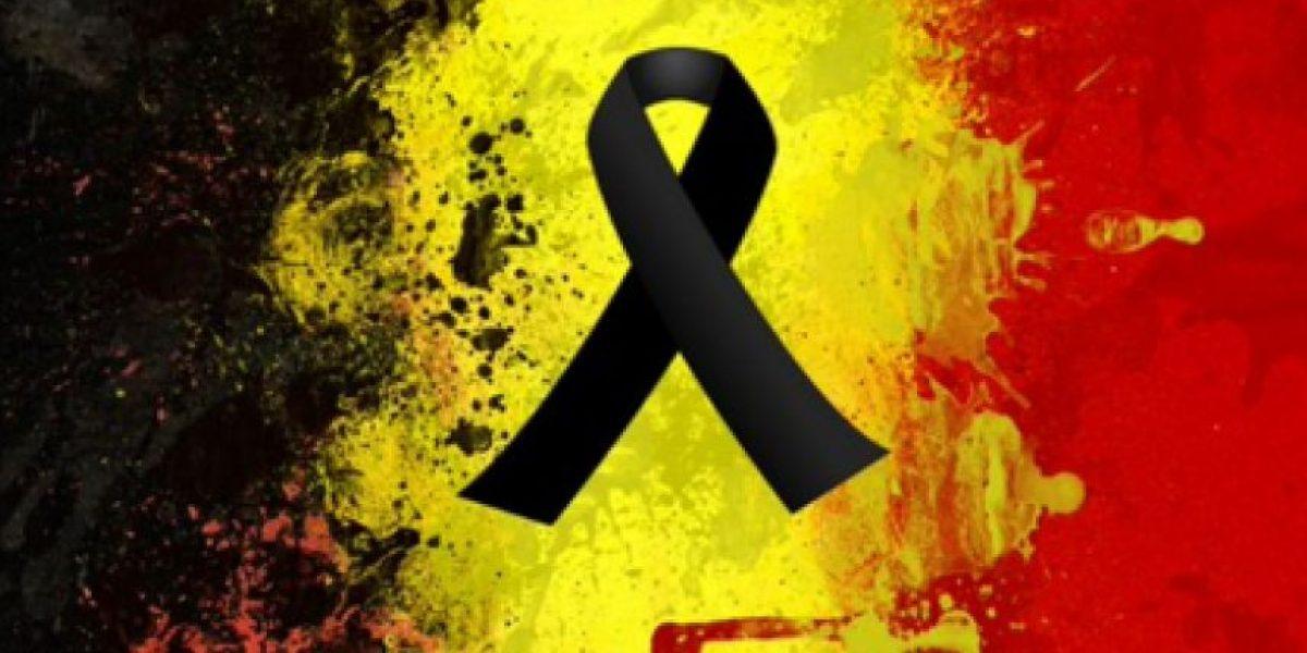Las muestras de apoyo a Bélgica tras atentados terrorista repletaron Twitter