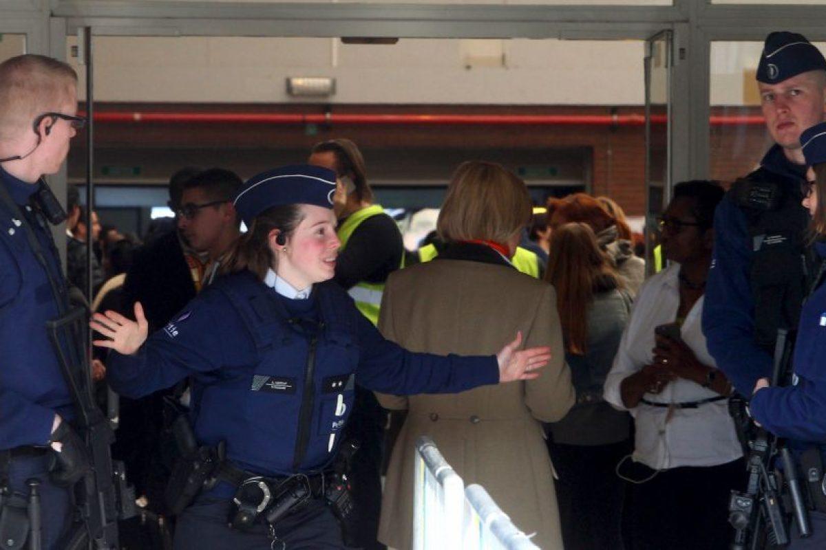Las autoridades belgas han pedido a todos los ciudadanos que permanezcan en sus hogares. Foto:AP. Imagen Por: