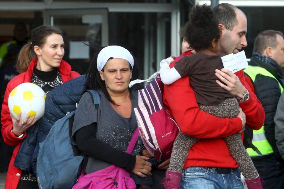 El doble ataque se produjo tres días después de que la policía belga detuviese al yihadista Salah Abdeslam Foto:AP. Imagen Por: