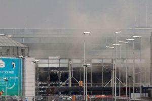 Ataque al aeropuerto en Bruselas Foto:AP. Imagen Por: