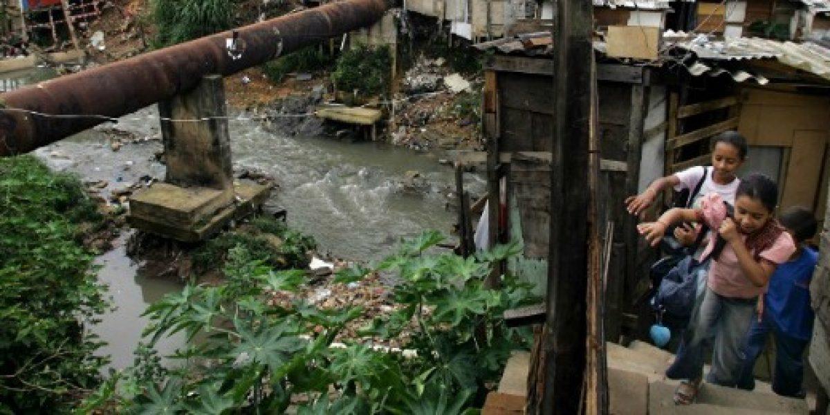 América Latina tiene 175 millones de personas que viven en la pobreza