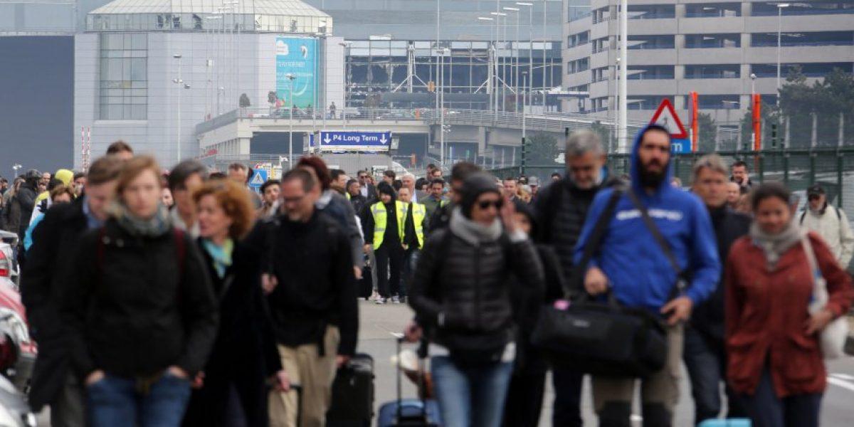 Atentado en Bruselas: Un exbasquetbolista se encuentra entre los heridos