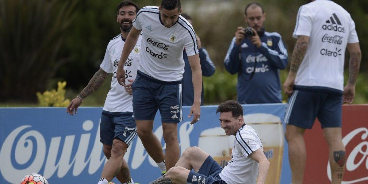 En Argentina adelantan un partido