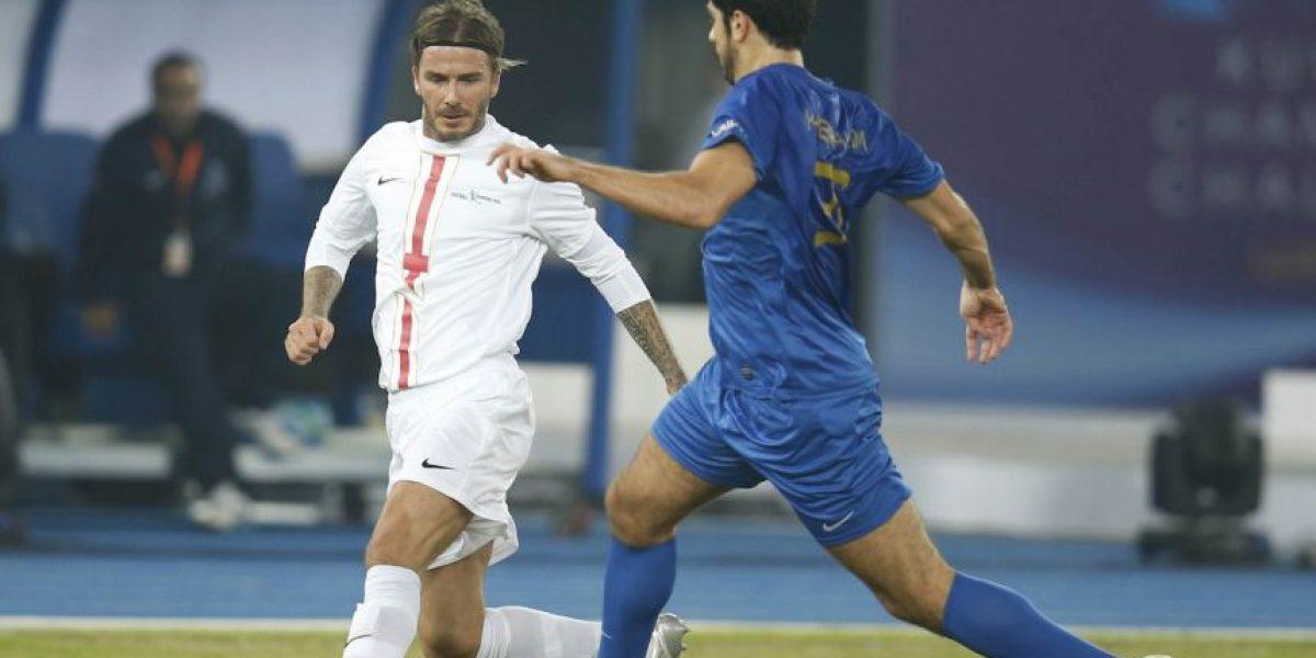 A los 40 aos: David Beckham analiza volver al fútbol profesional