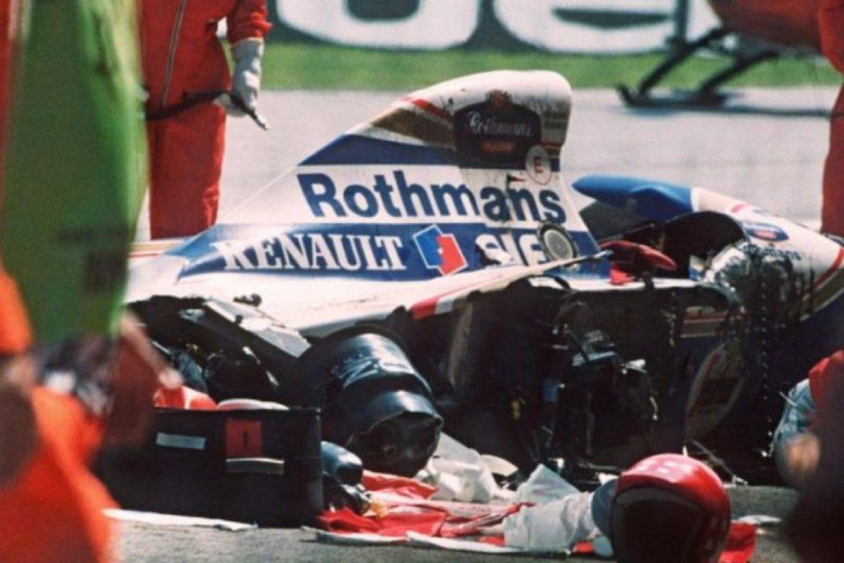 Ayrton Senna – 1994 Foto:Getty Images. Imagen Por: