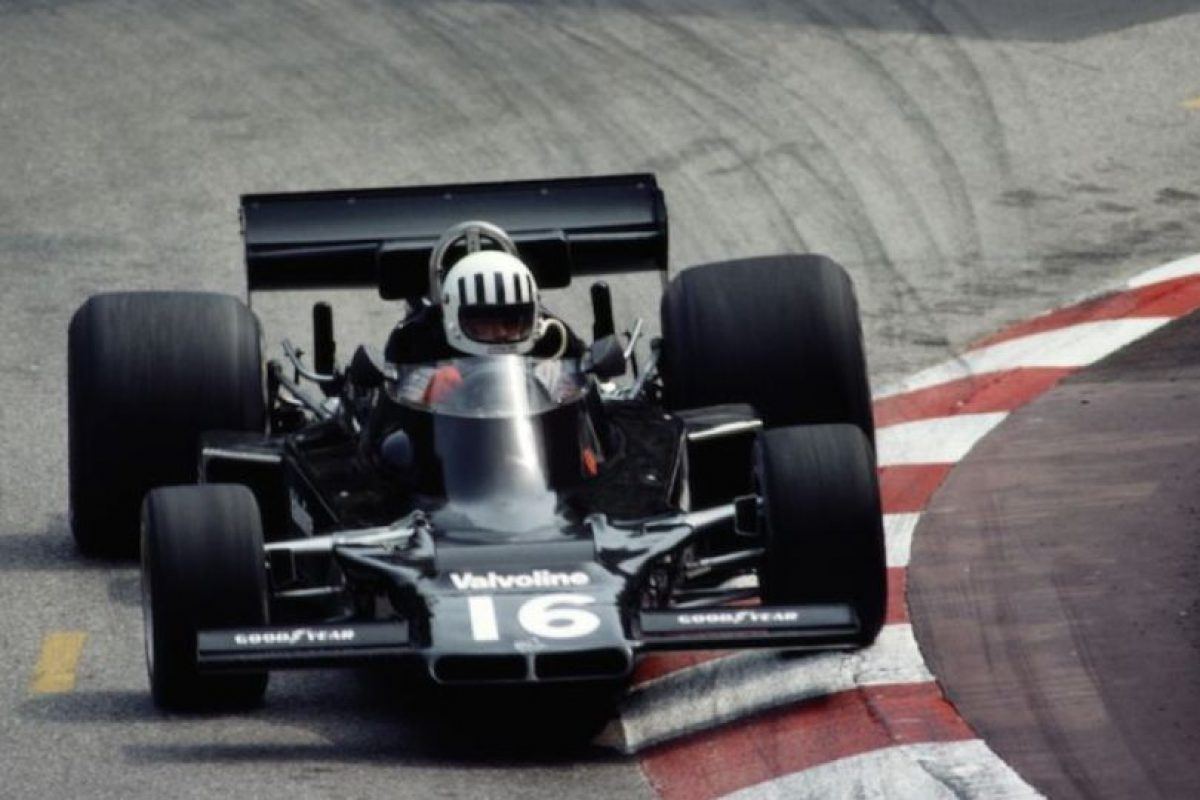 Tom Pryce – 1977 Foto: Getty Images. Imagen Por: