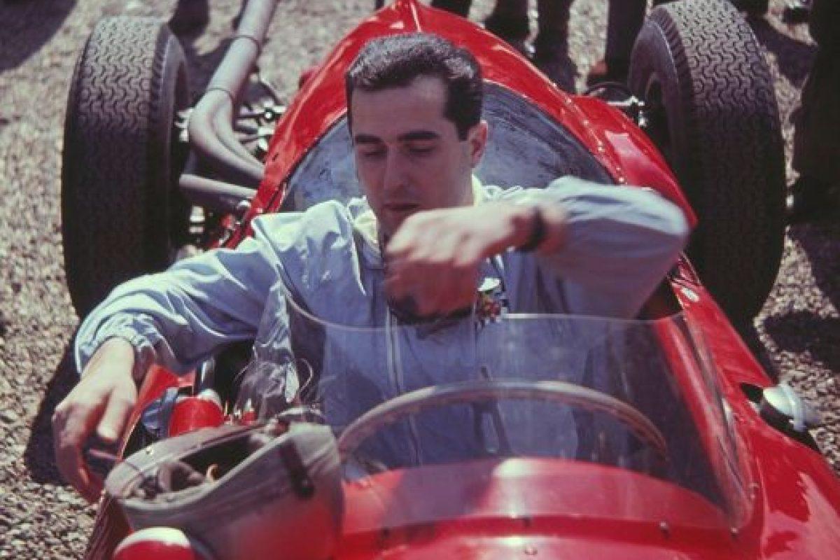 Lorenzo Bandini – 1967 Foto:Getty Images. Imagen Por: