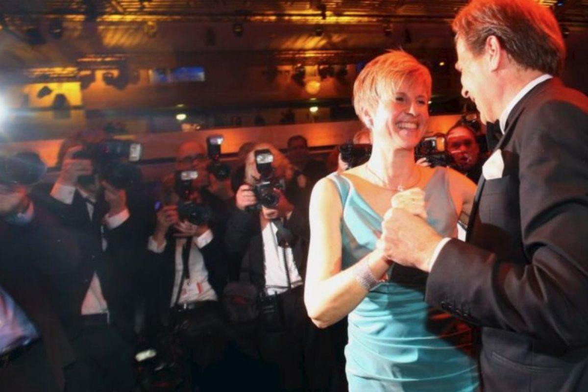 La alemana tiene una fortuna avaluada en 16.8 mil millones de dólares Foto:vía Getty Images. Imagen Por: