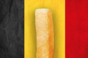 "En Bélgica esta frase significa: ""Mantener el ánimo a pesar de todo"" Foto:Vía Twitter/Le HuffPost. Imagen Por:"