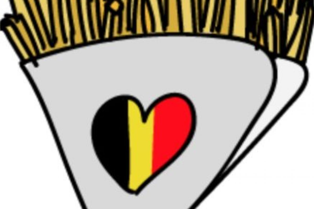 Las papas fritas son una de las comidas típicas de Bélgica. Foto:Vía Twitter/Arthur Touchais. Imagen Por: