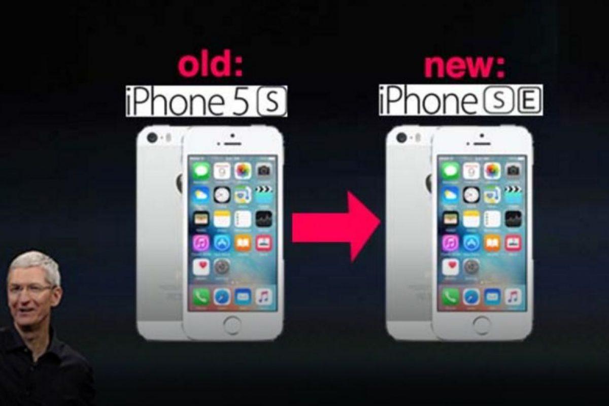 Los memes de la presentación del nuevo iPhone SE y iPad Pro Foto:Twitter. Imagen Por: