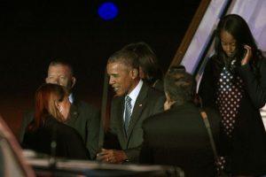 Después estar presente en la cena de honor que ofrecerá Macri. Foto:AFP. Imagen Por: