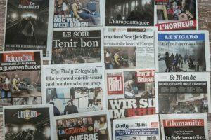 Un día después, así amaneció Bruselas Foto:AFP. Imagen Por: