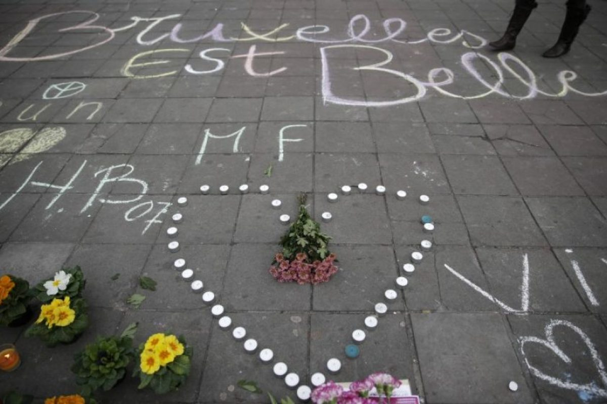 Hay miles de homenajes en las calles Foto:AFP. Imagen Por: