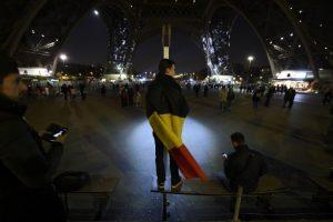 Distintas personas se acercaron a la zona. Foto:AFP. Imagen Por: