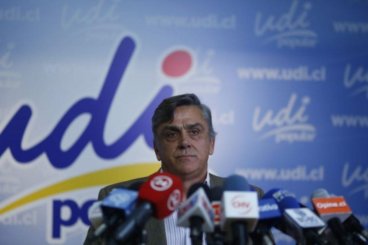 Pablo Longueira, ex ministro y ex senador investigado. Foto:Archivo Agencia Uno. Imagen Por: