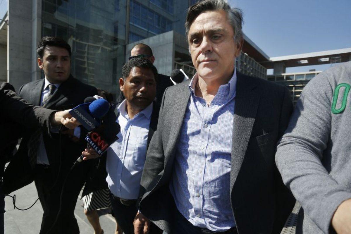 El ex ministro Pablo Longueira. Foto:Archvo ATON Chile. Imagen Por: