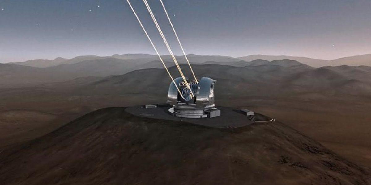 Comienzan a trazar requisitos del nuevo y poderoso instrumento para el telescopio más grande del mundo