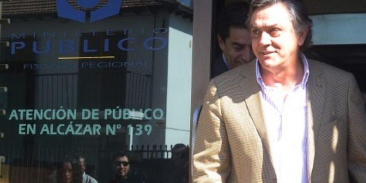 Las razones de presentar la primera querella contra Pablo Longueira