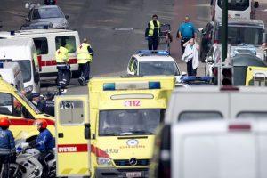 Las autoridades buscan un tercer sospechoso: Najim Laachraoui. Foto:AP. Imagen Por: