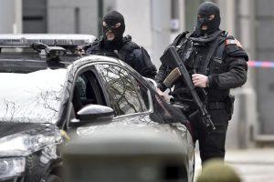 Ataques terroristas en Bruselas Foto:AP. Imagen Por: