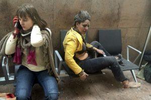 El segundo ataque tuvo lugar en el metro. Foto:AP. Imagen Por: