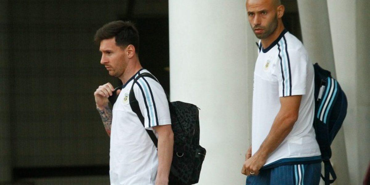 ¿Lo mufará? Ex presidente Piñera subió fotografía junto a Messi