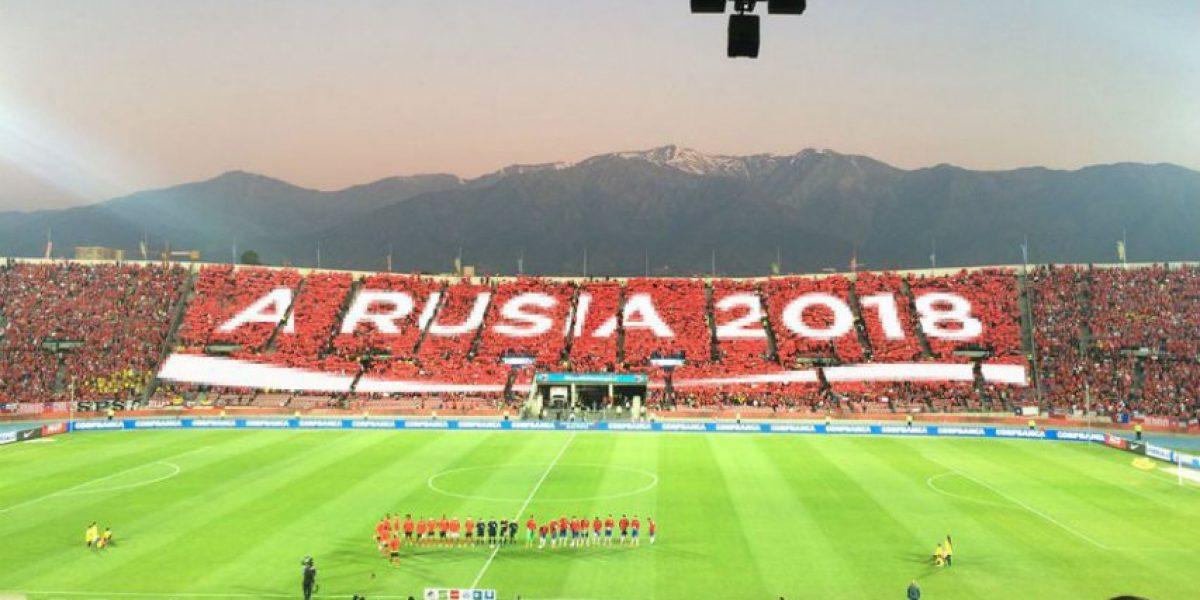 ¿Resultará? Planean un gigantesco mosaico para recibir a Chile contra Argentina