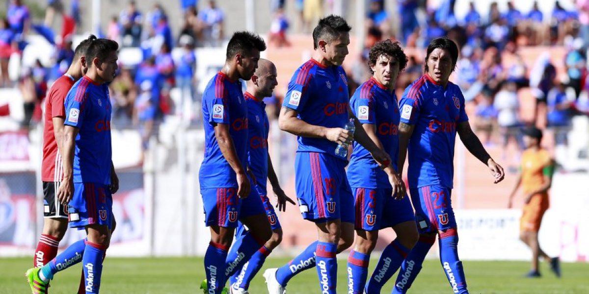 Cristián Suárez y el irregular torneo azul: