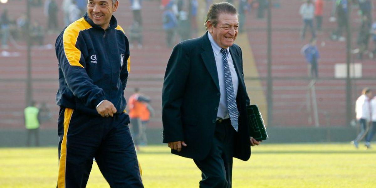 Vuelve al fútbol con 74 años: El eterno Clavito Godoy retorna a la banca del Morning