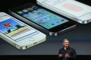 Presentación Apple. Foto:Getty Images. Imagen Por: