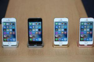 Diferentes modelos de iPhone. Foto:Apple. Imagen Por: