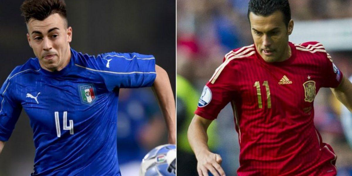 Italia vs España: Duelo amistoso de campeones del mundo
