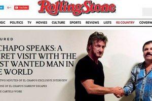 """""""Me siento usada y siento que (Penn) me dejó fuera de sus planes cuando pudo haberme protegido de alguna manera"""". Foto:vía Rolling Stone. Imagen Por:"""