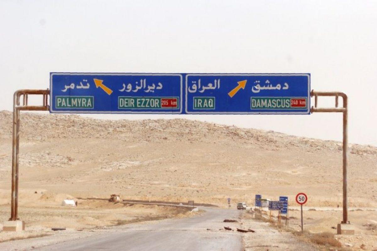 El gobierno sirio ha pasado este último mes luchando por recuperar la ciudad. Foto:AFP. Imagen Por: