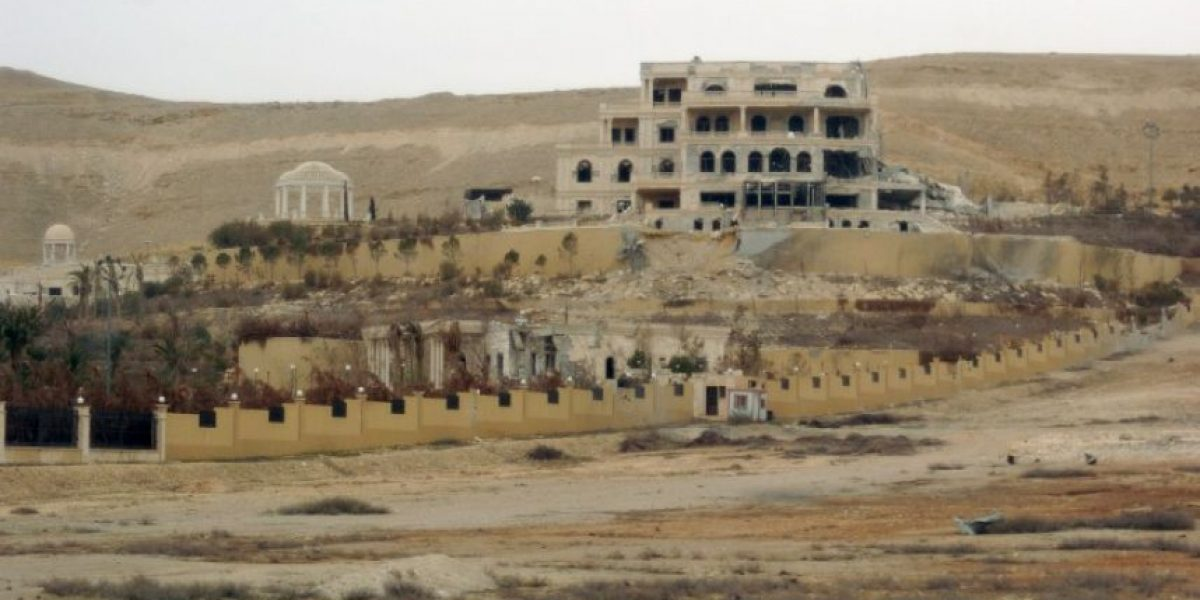 Tropas sirias recuperan zonas de la histórica ciudad de Palmira