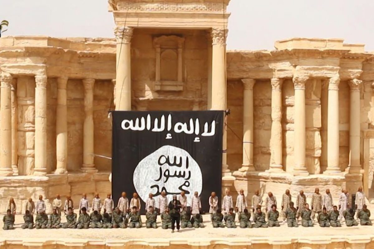 El Estado Islámico capturado Palmira en mayo de 2015 Foto:AFP. Imagen Por: