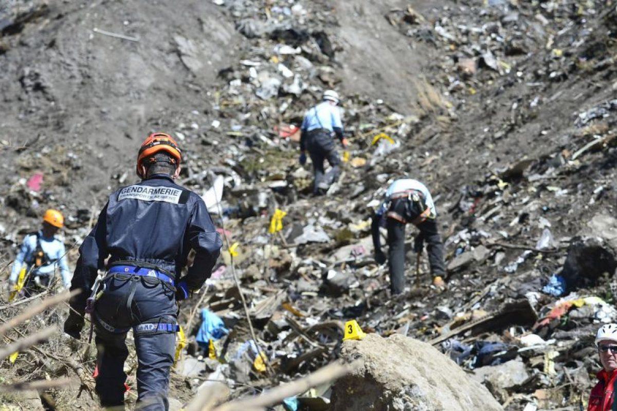 Las autoridades confirmaron que no habían sobrevivientes. Foto:AFP. Imagen Por: