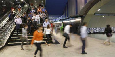 Metro de Santiago reforzará su operación por partido entre Chile y Argentina