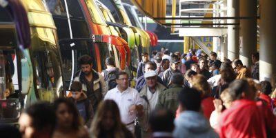 Previa de Semana Santa: así están los terminales de buses de la capital