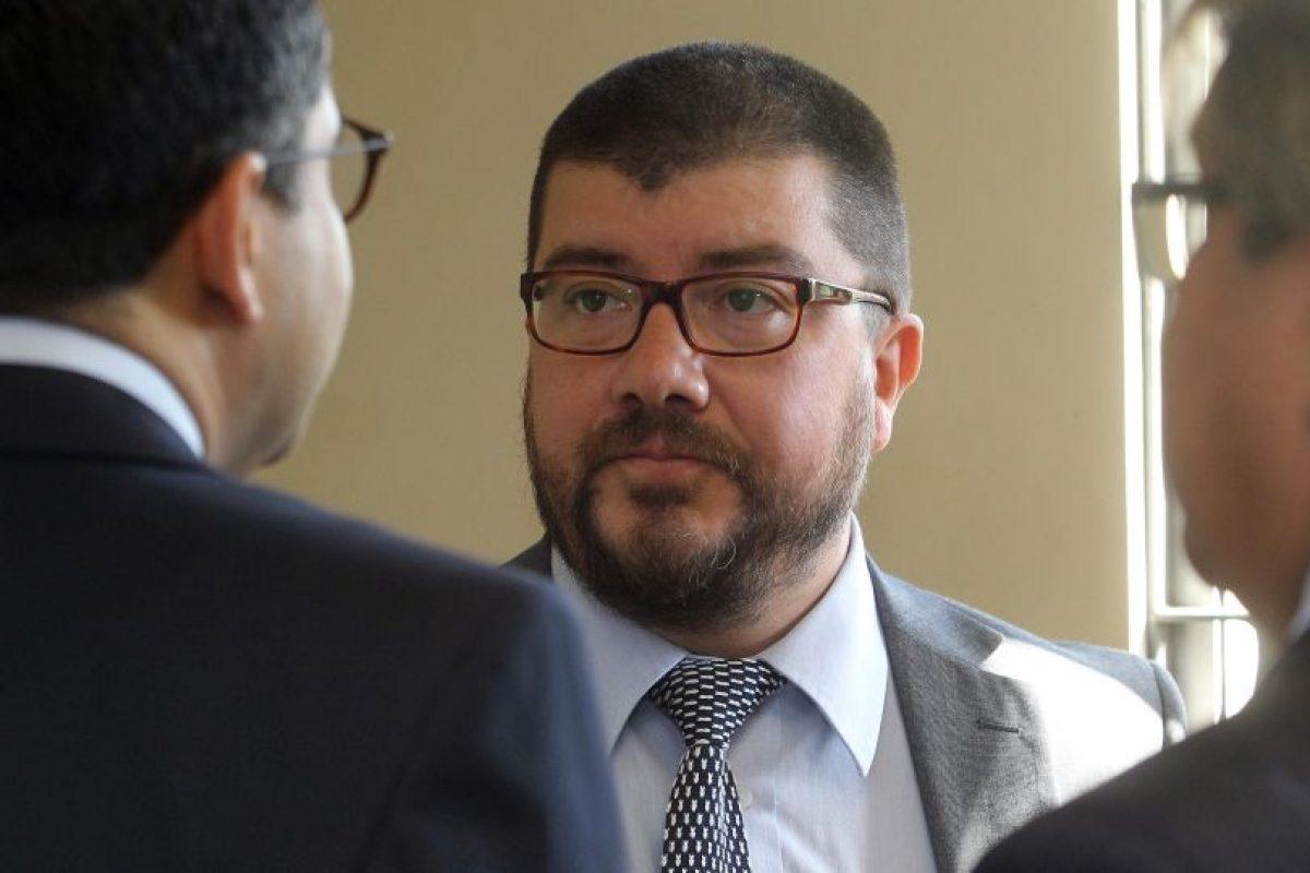 Fiscal Sergio Moya. Foto:Archivo ATON Chile. Imagen Por: