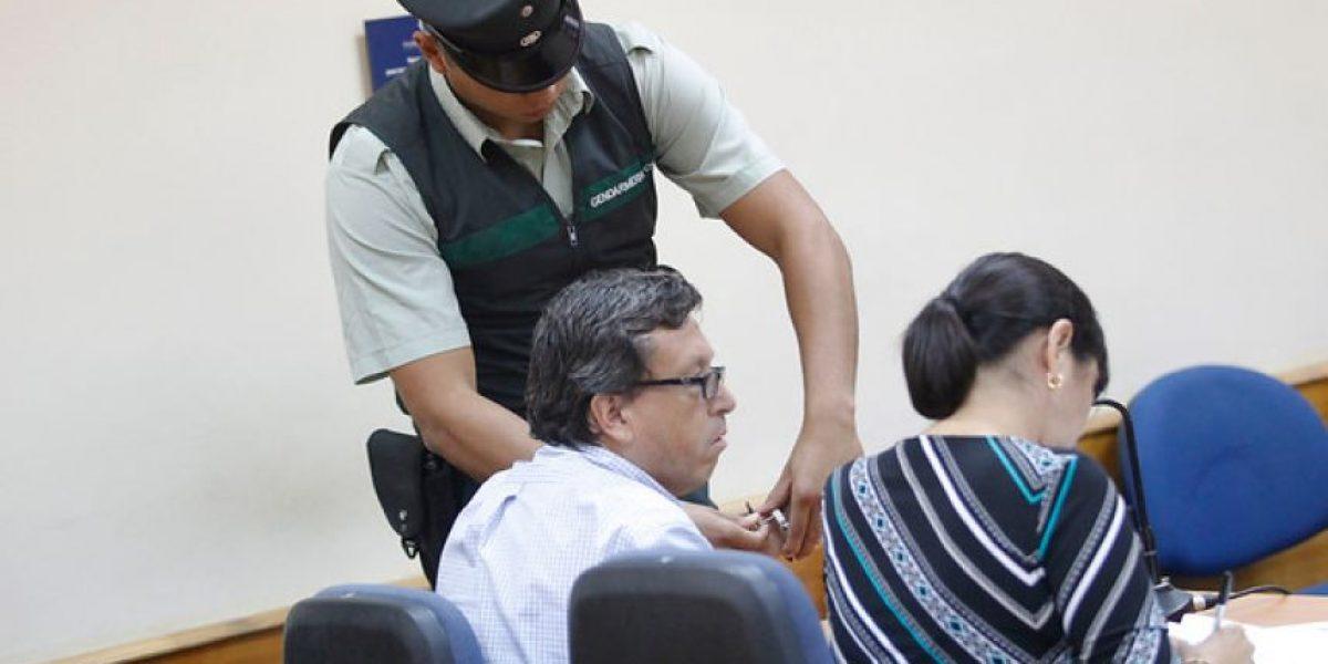 Asesor de Rossi deberá seguir terapia tras propinar golpiza a ex pareja embarazada