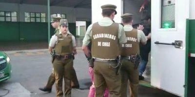 Operativo de Carabineros a nivel nacional dejó más de mil detenidos