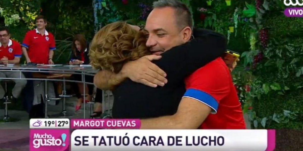 ¡Se dijeron de todo! Tatuaje de Lucho Jara desató hilarante debate tuitero