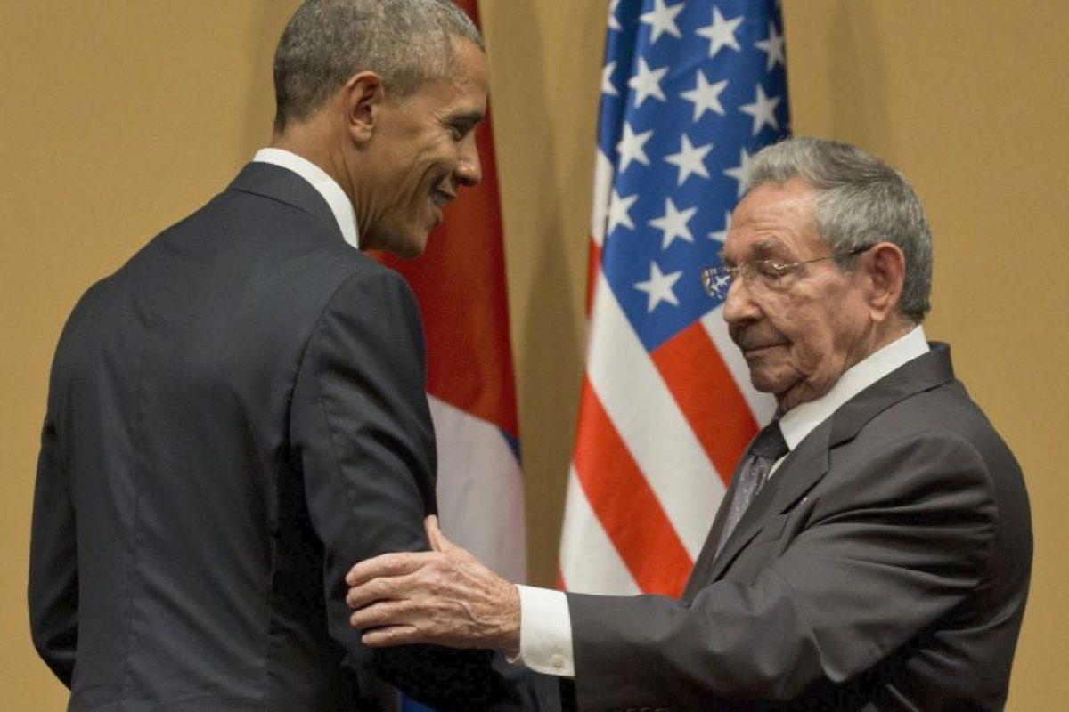 Luego de 80 años de que un presidente estadounidense no visitara Cuba, Obama lo logró. Foto:AP. Imagen Por: