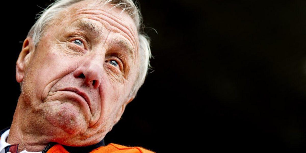 El fútbol está de luto: A los 68 años falleció Johan Cruyff